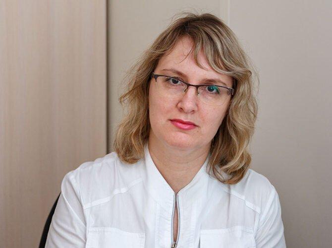 Кондрашова Инна Александровна