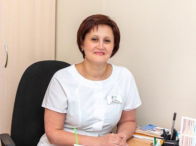 Данилкина Елена Николаевна