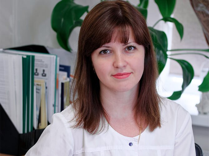 Ляшова Виктория Игоревна