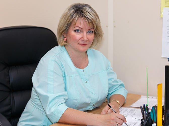 Бурковская Елена Борисовна