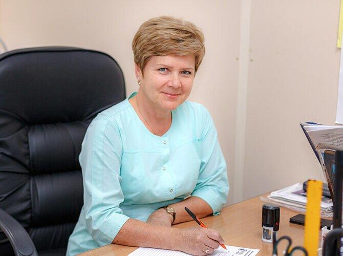 Гвоздикова Вера Викторовна