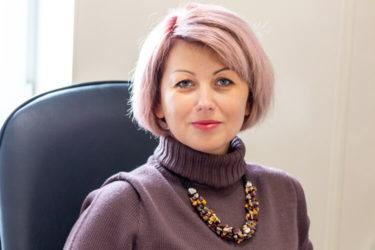Инна Валерьевна заместитель