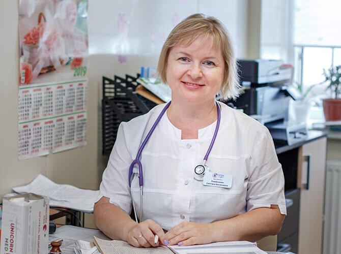 Романченко Светлана Васильевна