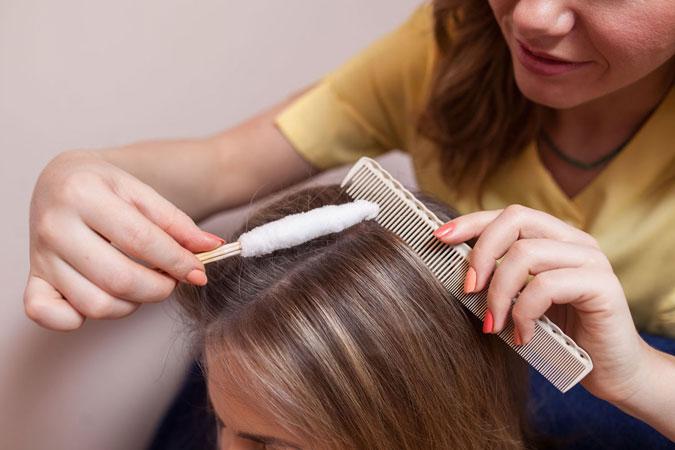 Криомассаж головы – инновационная методика восстановления волос.