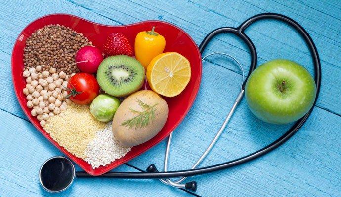 Здоровое сердце и правильное питание